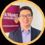Headshot of McMaster team member Ray